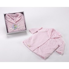 Topitos Batin Dressing Gown 044 Rosa Pink