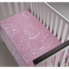 Colour Kids 550 110x140cm Rosa Pink