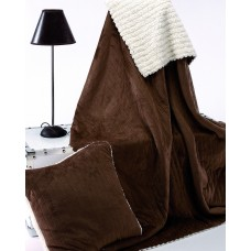 Nana XL 777 Throw 130x170cm Vision Brown