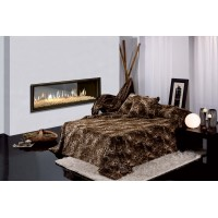 Lince 748 Queen 220x240cm Marron Brown