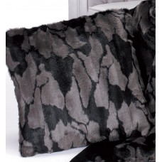 Dakar 747 Cushion Cover 50x50cm Black/Grey