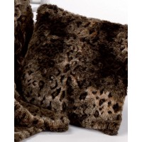 Lince 748 Cushion Cover 50x50cm Marron Brown